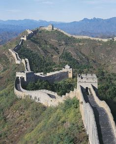 Classroom Activities on the Great Wall of China