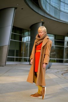 Affordable Fashion Blog: A dash of mustard