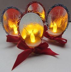 Christmas Tree Lights | Handmade by Brenda MISI Handmade Shop