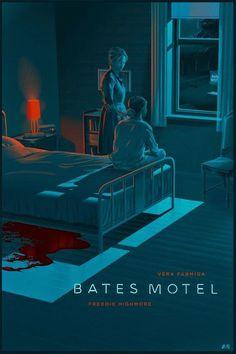 Bates Motel. Love this series.