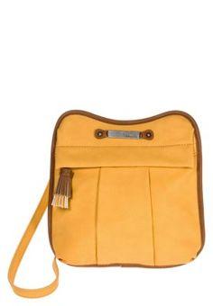 TATU - Sac bandoulière - jaune