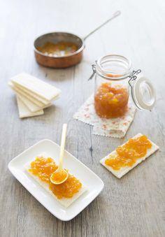 Confiture de mangues - Ôdélices : Recettes de cuisine faciles et originales !