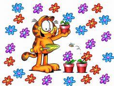 10 Mejores Imagenes De Garfield Wallpaper Garfield Garfield Y Sus Amigos Garfiel