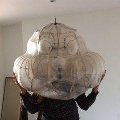 @shubyart   in her studio...