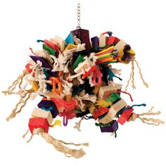 Great Companions® Jabbawok Large Bird Toy from Great Companions