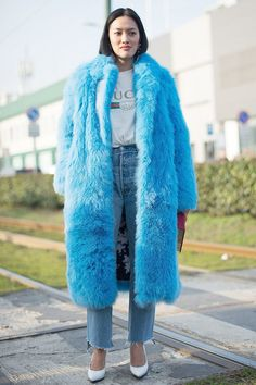 Fashion girls love a good Gucci outfit. Here are 20 of our favorite ones, via street style.
