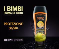 GR Graphic and Web Design for Dermocura - Cosmetics  protezione solare