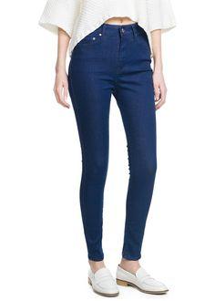 High waist Broadway jeans