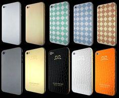 Golden Dreams svela la collezione di iPhone in oro, diamanti e pelli pregiate
