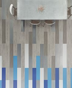 Grain and Pigment. So many options with this versatile flooring!
