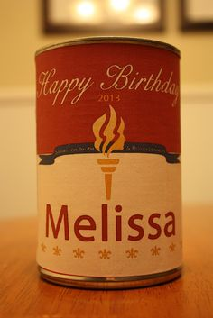 Crafty, Yummy, Home: Young Women Birthday Gifts in a Can