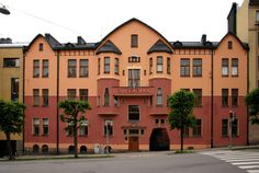 Jugendtalo_Aurak.20 Old City, Helsinki, Food Pictures, Finland, The Good Place, Mansions, History, Architecture, House Styles
