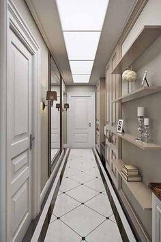 Home Interior And Gifts .Home Interior And Gifts Hallway Decorating, Entryway Decor, Interior Decorating, Interior Design, Flur Design, Tile Design, Ceiling Decor, Ceiling Design, Hallway Designs