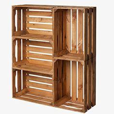 N°1 Wooden Boxes by Noodles Noodles & Noodles Corp. | MONOQI
