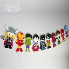 superhero party bunting 10 characters inspired by batman Avengers Birthday, Superhero Birthday Party, 4th Birthday Parties, Boy Birthday, Birthday Ideas, Superhero Baby Shower, Party Bunting, Batman Party, Batman Robin