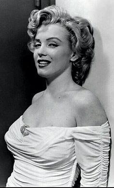 Marilyn. Photo by Philippe Halsman, 1952.
