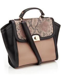 Animal leather Bag