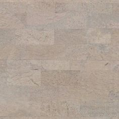 Wicanders Series 100 Panel - Identity Collection Cork Flooring: Silver I803002