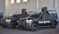 Mexican Police Us Police Car, Police Truck, Ford Police, Police Patrol, Military Police, Rescue Vehicles, Army Vehicles, Armored Vehicles, Police Car Pictures
