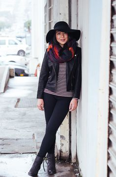 43 Best Wool hat outfit images  f7fe3629fe3