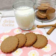 Las mejores recetas fáciles de galletas para peques y mayores. Recetas de  pastas 553b858da3f