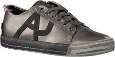 basket Armani jeans argentée B658042 - Chaussures emporio armani (*Partner-Link)