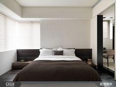 1F臥室2床頭造型