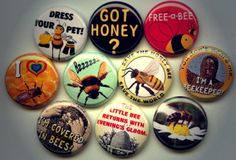 Hey, I found this really awesome Etsy listing at http://www.etsy.com/listing/95643316/bees-honey-bumble-bee-entomology-10-hand