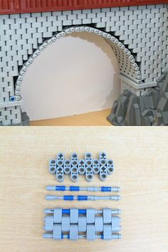Building T'Met | by tiberium_blue wall technique