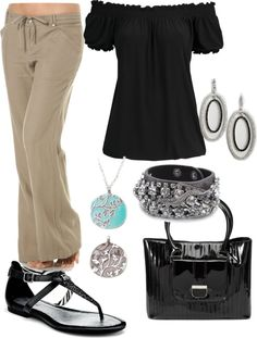 """""""Summer night outfit- love it!"""" by brittp-04 on Polyvore"""