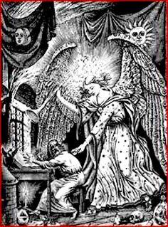 Alchemist and Archangel Gabriel
