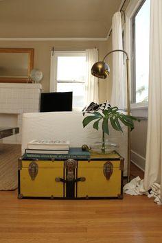 Jennifer & Nello's Hunter/Gatherer Home | Apartment Therapy
