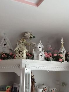 My bird houses