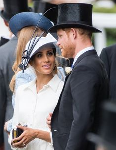 "Meghan Markle Style ✨ on Twitter: ""The look of love #RoyalAscot… """