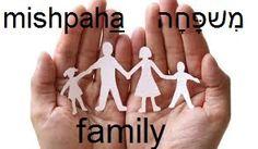 family #hebrew  mischpochah mishpaha
