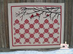 Piece N Quilt: It's for the Birds {McCalls Quilting Magazine}