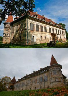 Siesikai Castle, Siesikai, Ukmergė district, Lithuania.