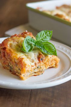 A delicious twist on traditional lasagna with three shortcuts to make your life easier!