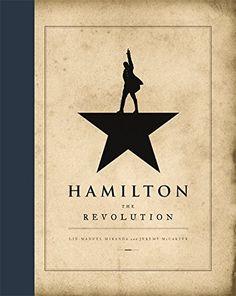Hamilton: The Revolution by Lin-Manuel Miranda Amazon, £18.99