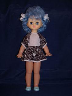 Кукла СССР Мальвина 50 см