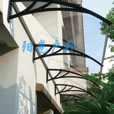 Clear Plastic Awnings To Install Designcreativemoderndurable Resist Typhoon OEM