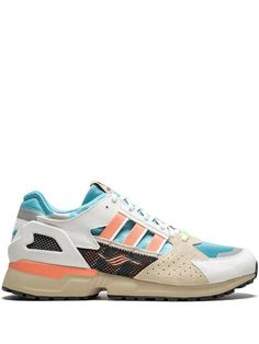 Adidas ZX 10,000 C Sneakers - Farfetch Adidas Zx, Ethical Brands, Yoga Gym, Baby Design, Casual Shoes, Dress Shoes, Women Wear, Footwear, Loafers