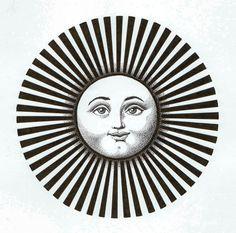 fornasetti sun - Google Search