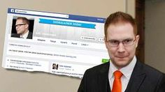 Perussuomalaisten kansanedustaja Olli Immonen joutui lauantaina myrskyn silmään Facebook-kirjoittelunsa vuoksi.