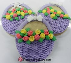 Flour Box Bakery — Easter Bunny and Basket Time Lapse Videos