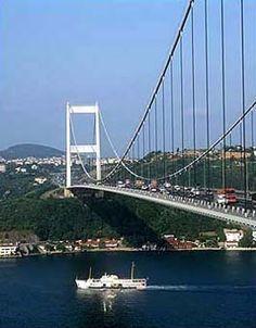 Viagens & Imagens: Europa: Istambul, onde termina a Europa e começa a Asia