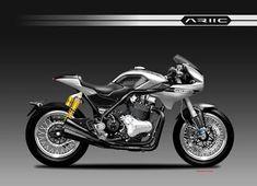 Motosketches: ARIIC 961 FASTEEL CONCEPT Ducati Pantah, Ducati Supersport, Ducati Scrambler, Yamaha Fz 09, Honda Cbr 600, Suzuki Sv 650, Martini Racing, Classic Series, Motorcycle Design