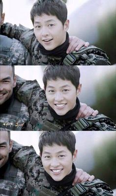 Song Joong-ki Descendants of the sun Soon Joong Ki, Decendants Of The Sun, Sun Song, Moorim School, A Werewolf Boy, Songsong Couple, Drama Fever, W Two Worlds, Song Play