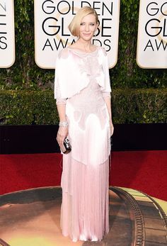 Cate Blanchett in Givenchy@WhoWhatWear