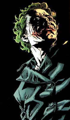 The Joker by Lee Bermejo *